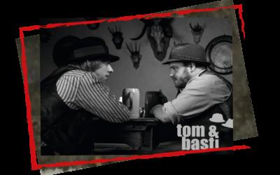 Mia san Tom und Basti!